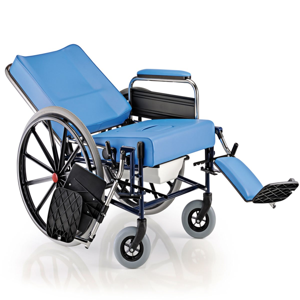 Noleggio sedie a rotelle con Wc Torino | Medinolrent