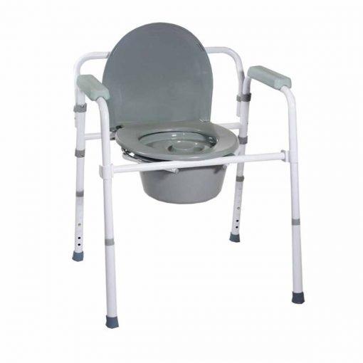 Sedia comoda con Wc Termigea BA50P   Medinolrent